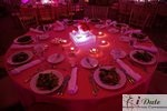 Table Setting in Miami at the January 28, 2010 Internet Dating Industry Awards