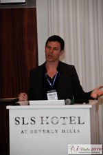 Jeff Titterton VP Marketing Zoosk Internet Dating Conference 2010 Beverly Hills