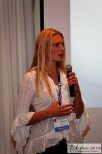 Karinna Kittles Karsten CEO of Sacred Love Internet Dating Conference iDate2010 LA