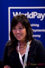 WorldPay (Exhibitor) at the 2011 Internet Dating Industry Conference in L.A.