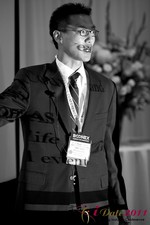 Douglass Lee (Vice President at Click2Asia) at the June 22-24, 2011 Dating Industry Conference in Beverly Hills