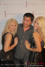 One of the Best iDate Dating Industry Best Parties  at the 2011 Online Dating Industry Conference in Beverly Hills