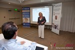 Julie Ferman (CEO of Cupid 's Coach) at the 2011 L.A. Online Dating Summit and Convention