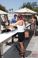 Lunch at the 2011 L.A. Online Dating Summit and Convention