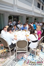 Dating Industry Executive Luncheon at the June 22-24, 2011 Dating Industry Conference in Beverly Hills