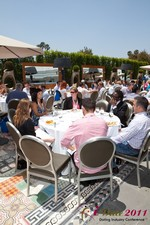 Mobile Dating Executives Meet for the iDate Lunch at the 2011 Online Dating Industry Conference in Beverly Hills