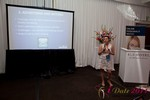 Monica Ohara (Director of Marketing at SpeedDate.com) at the 2011 Internet Dating Industry Conference in L.A.