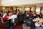 Lunch at the November 7-9, 2012 Sydney Australian Online and Mobile Dating Industry Conference