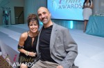Paul Falzone and Renee Piane at the 2012 iDateAwards Ceremony in Miami held in Miami Beach