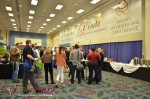 Exhibit Hall at the 2012 Internet Dating Super Conference in Miami