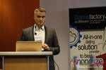 Dr Eike Post (Co-Founder of IQ Elite) at the September 10-11, 2012 Cologne Euro Internet and Mobile Dating Industry Conference