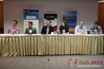 Final Panel  at the 2012 European Online Dating Industry Conference in Germany