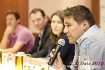 Final Panel (Benjamin Bak of Lovoo) at the September 10-11, 2012 Cologne Euro Internet and Mobile Dating Industry Conference