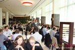 Lunch  at the September 10-11, 2012 Germany European Online and Mobile Dating Industry Conference
