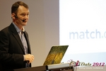 Mark Brooks (CEO of Courtland Brooks and Publisher of Online Personals Watch) at iDate2012 Germany