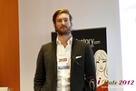 Matt Connoly (CEO of MyLovelyParent) at the 2012 E.U. Internet Dating Industry Conference in Koln