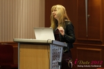 Professor Moniica Whitty (University of Leicester) at iDate2012 Cologne