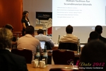 Tanya Fathers (CEO of Dating Factory) at the 2012 E.U. Internet Dating Industry Conference in Koln