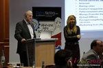 Tim Ford and Monica Whitty at iDate2012 Cologne