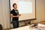 Andy Kim (CEO of Mingle) discusses Social Discovery at the June 20-22, 2012 California Internet and Mobile Dating Industry Conference