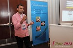 Dwipal Desai (CEO of TheIceBreak.com) at the June 20-22, 2012 California Internet and Mobile Dating Industry Conference