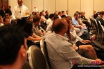 Audience and Beer at the Final Panel  at the June 20-22, 2012 California Online and Mobile Dating Industry Conference