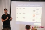 Joshua Wexelbaum (CEO of LeadsMob) at the June 20-22, 2012 California Internet and Mobile Dating Industry Conference