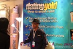 Dating Gold (Exhibitor) at the 2012 Online and Mobile Dating Industry Conference in L.A.