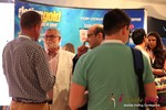 Exhibit Hall at the June 20-22, 2012 California Internet and Mobile Dating Industry Conference