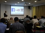 Fernando Ranieri Google Account Executive Speaking on Search Marketing Strategy  at the 36th iDate Dating South America Industry Conference in Brasil