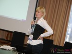 Catharina Jaschke (Regional Manager @ Be2) at the 2013 Cologne E.U. Mobile and Internet Dating Summit and Convention