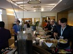 Lunch at the September 16-17, 2013 Mobile and Internet Dating Industry Conference in Cologne