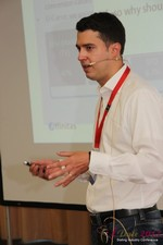 Michael Schrezenmaier (COO of Afinitas / eDarling ) at iDate2013 Cologne