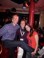 Networking Party at the September 16-17, 2013 Cologne E.U. Internet and Mobile Dating Industry Conference