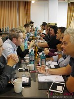 Speed Networking at the September 16-17, 2013 Cologne E.U. Internet and Mobile Dating Industry Conference