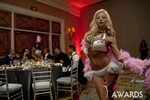 Show Starter (and Show Stopper) at the 2013 Internet Dating Industry Awards in Las Vegas