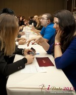 Speed Networking Session at the January 16-19, 2013 Las Vegas Online Dating Industry Super Conference