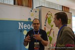 Exhibit Hall, Neo4J Sponsor  at the 11th Annual European Union iDate Mobile Dating Business Executive Convention and Trade Show