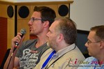 Henning Weichers CEO of Metaflake, Final Panel  at iDate2014 Germany