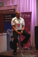 Nigel Williams, VP at Adxpansion On Best Strategies For Online Dating Conversions at the 38th iDate2014 L.A.
