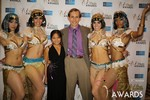 Peter Christopher  at the 2014 Internet Dating Industry Awards Ceremony in Las Vegas