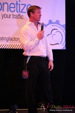 Dr. Jeff Collier - CEO of MateSafe at iDate2014 Las Vegas