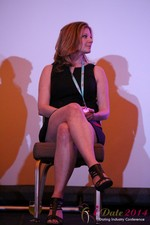 Amanda Launcher - Sr. Consultant @ Neo4J at the January 14-16, 2014 Internet Dating Super Conference in Las Vegas