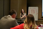 Antonia Geno - IDCA Certification Course at the 2014 Internet Dating Super Conference in Las Vegas
