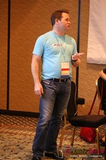 Michael O'Sullivan - CEO of HubPeople at the 2014 Las Vegas Digital Dating Conference and Internet Dating Industry Event