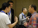 Business Networking  among C-Level Dating Industry Executives at the May 28-29, 2015 Beijing China Internet and Mobile Dating Industry Conference