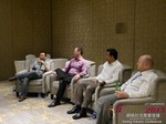 Final Panel - Dating Industry Executives at the May 28-29, 2015 Beijing China Online and Mobile Dating Industry Conference
