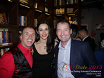 Networking Party At The Library In London For UK Dating And Match Making CEOs And Owners  at the 12th annual European iDate conference matchmakers and online dating professionals in London