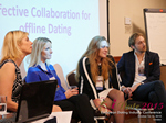 Panel On Effective Collaboration For Offline Dating At at the October 14-16, 2015 London U.K. & E.U. Internet and Mobile Dating Industry Conference