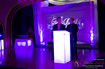 Mark & Marc Announcing the Best Dating Site in Miami at the January 26, 2016 Internet Dating Industry Awards